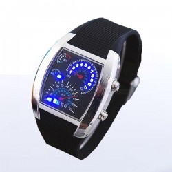 Montre aviateur à LED